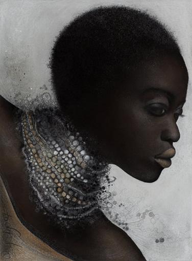 Afrikkalainen nainen 1