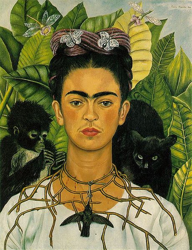 Frida Kahlo in Baden-Baden